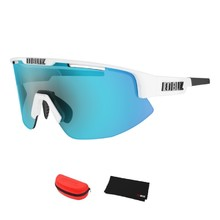 Sports Sunglasses Bliz Matrix - White