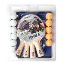 Table Tennis Set Joola Family – 4 Paddles, 10 Balls