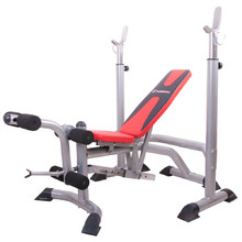 Multifunctional weight bench inSPORTline LKM904