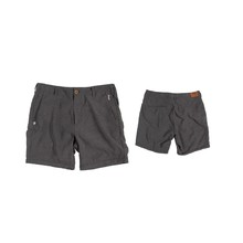 Men's Shorts Jobe Discover Nero - Grey