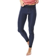 Ladies sport leggings Jobe Discover Denim - Blue