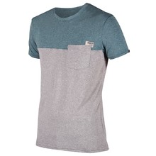 Men's T-Shirt Jobe Discover Fog Blue - Blue-Grey