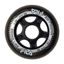 Inline Wheels Fila 80mm/82A – 8 Pcs