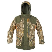 Hunting Jacket Graff 659-B-L - Green-Brown