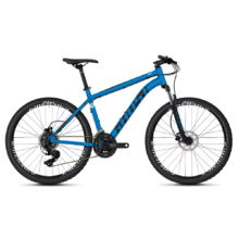"Mountain Bike Ghost Kato 1.6 AL 26"" – 2020 - Vibrant Blue/Night Black/Star White"