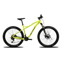 Mountain Bike Devron Zerga 1.7 27.5 – 4.0 - Yellow