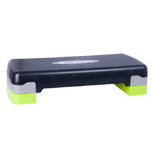 Step Platform inSPORTline Aerobic Step AS100 - Black-Green