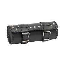 Leather Roll Bag TechStar Star Decorated