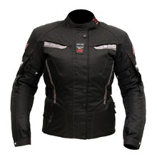 Women's Moto Jacket Spark Trinity - Black