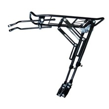 Luggage Carrier Nexelo  ALU adjustable 20-28""