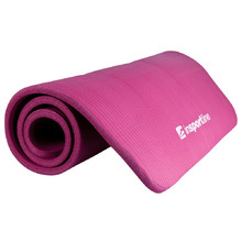 Exercise Mat inSPORTline Fity 140 x 61 cm - Purple