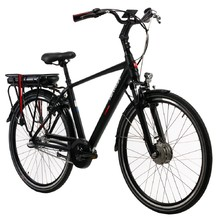 "Urban E-Bike Devron 28125A 28"" – 2019 - Black"