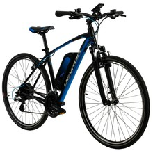 "Cross E-Bike Devron 28161 28"" – 2019 - Black"