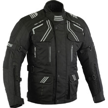 Men's Touring Moto Jacket BOS Temper