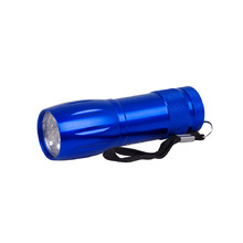 Aluminium Flashlight BC BCS 193 - Blue