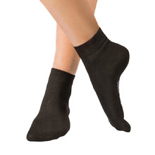 Medium Ankle Socks Bamboo - Black