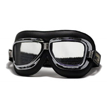Vintage Motorcycle Goggles Climax 510