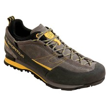 Men's Trail Shoes La Sportiva Boulder X - Grey/Yellow