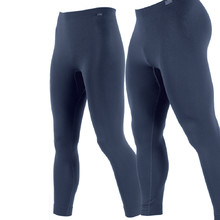 Unisex Thermal Leggings Coolmax - Liquorice