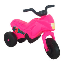 Balance Bike Enduro Mini - Pink-Black