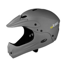 Downhill Helmet W-TEC Downhill - Dark Grey