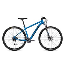 "Mountain Bike Ghost Kato 5.9 AL U 29"" – 2019 - Vibrant Blue / Night Black / Star White"