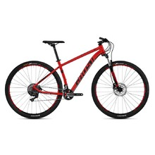 "Mountain Bike Ghost Kato 7.9 AL U 29"" – 2019 - Riot Red / Night Black"