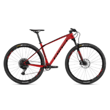 "Mountain Bike Ghost Lector 3.9 LC U 29"" – 2019 - Riot Red / Jet Black"