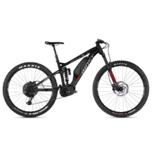 "Full-Suspension E-Bike Ghost Hybride SL AMR X S3.7+ AL 29"" – 2019"