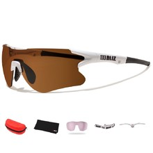 Cycling Glasses Bliz Tempo - White