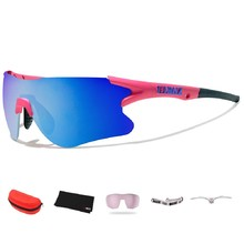 Cycling Glasses Bliz Tempo - Pink