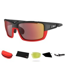 Sports Sunglasses Bliz Tracker Ozone Red