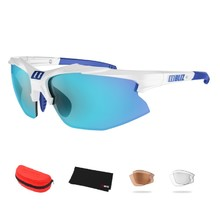 Cycling Glasses Bliz Velo XT - White