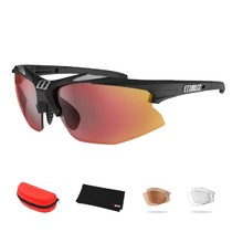 Cycling Glasses Bliz Velo XT - Black