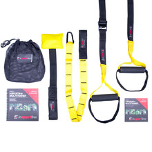 Suspension Trainer inSPORTline MultiTrainer - Yellow