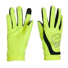 Running Gloves Newline Thermal Gloves Visio - Neon