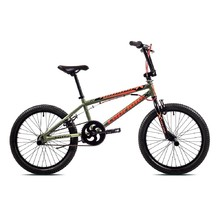 "BMX Bike Capriolo Totem 20"" – 2019 - Green Red"
