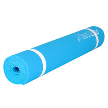 Exercise Mat inSPORTline EVA 173 x 60 cm - Bright Blue