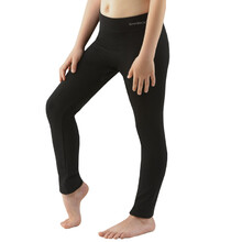 Children's Leggings Eco Bamboo - Black