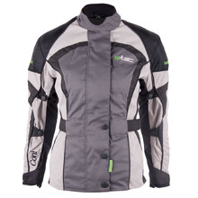 Women's Moto Jacket W-TEC Coni - Grey