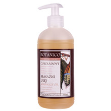 Massage Oil Botanico 500 ml - with Cocoa Extract