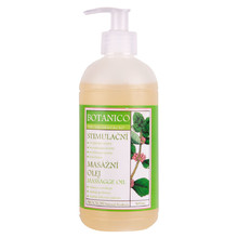 Stimulation Massage Oil Botanico 500 ml