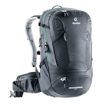 Hiking Backpack DEUTER Trans Alpine 30 2020 - Black