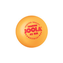 Set of balls Joola Training 120pcs - Orange