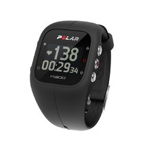Sport Tester POLAR A300 HR - Black