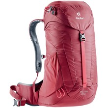 Tourist Backpack DEUTER AC Lite 26 - Cranberry
