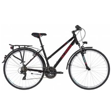 "Women's Trekking Bike ALPINA ECO LT10 28"" – 2020 - Black"