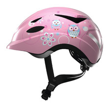 Children's Cycling Helmet Abus Anuky - Light Pink