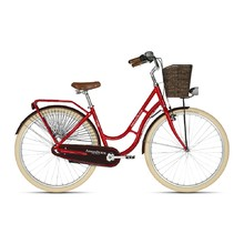 "Urban Bike KELLYS ARWEN DUTCH 28"" – 2019 - Red"