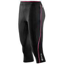 A200 Woman's Compression 3/4 Tights - Pink